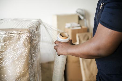 Déménager des objets fragiles