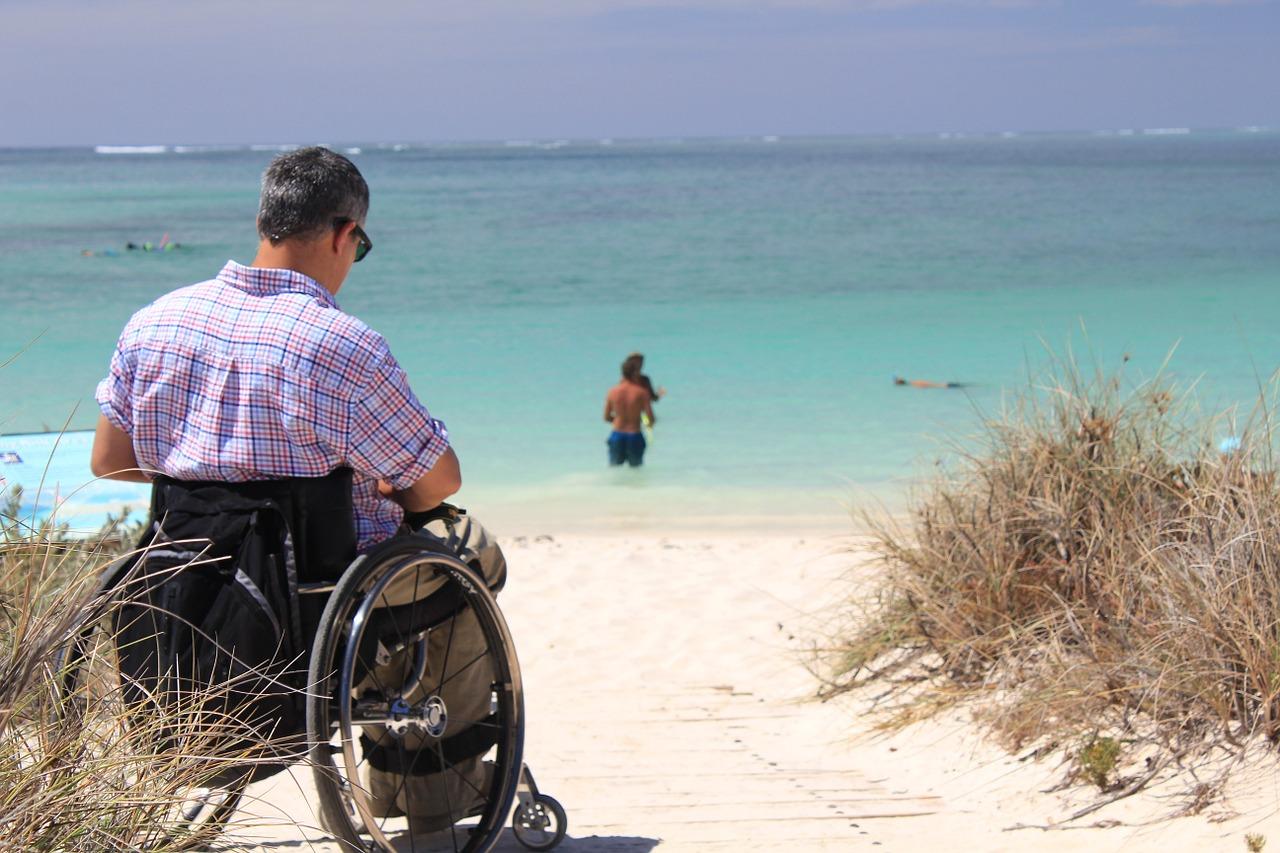 voyage des personnes à mobilité réduite