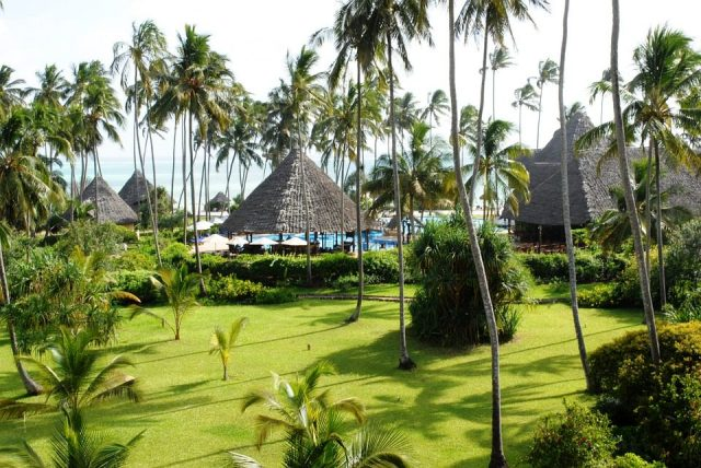 Se balader en fauteuil roulant pour visiter des sites emblématiques tanzaniens