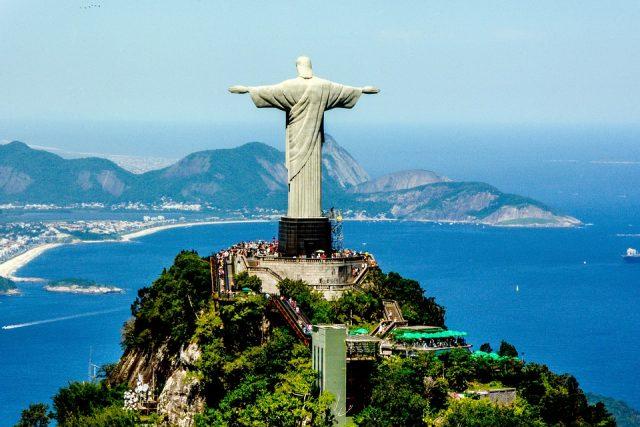 Le Brésil, un endroit propice à toutes sortes d'activités touristiques